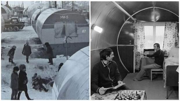 Дома-цистерны: кто и почему в них жил при Советском Союзе