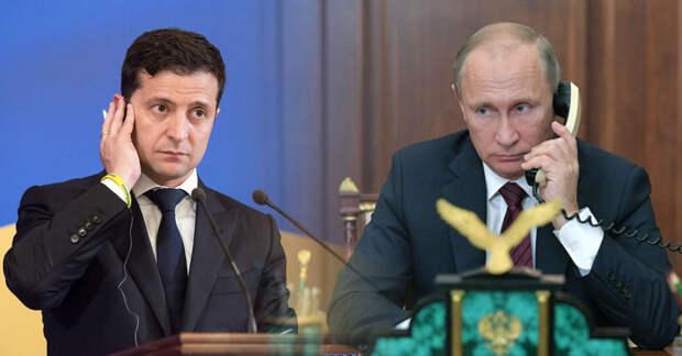 Зеленский бросил вызов Путину