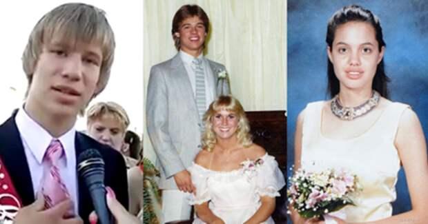 30 угарных фото с выпускных знаменитостей, которые вам стоит увидеть
