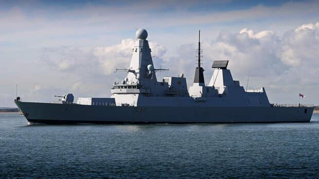 Times: Британия поддержит Украину двумя кораблями в Черном море