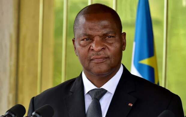 Глава Центральноафриканской республики выступил по поводу фейков западных СМИ