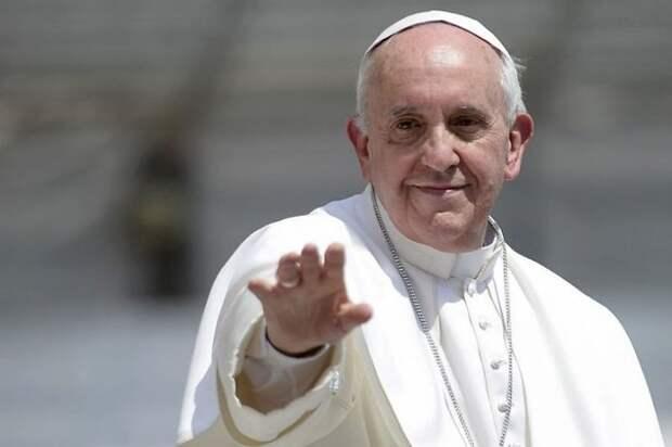 Папа Римский и интернет