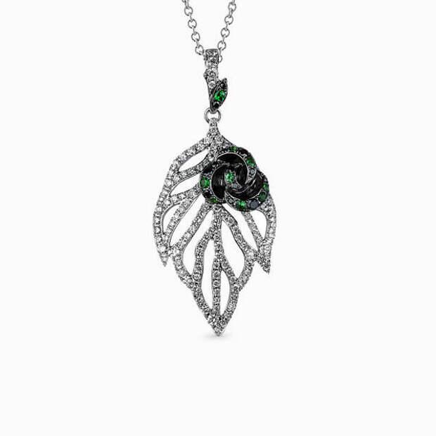 Зеленая магия: украшения с изумрудами, агатами и малахитом