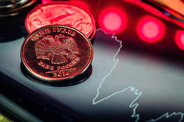 Британский COVID-19 обвалил рубль