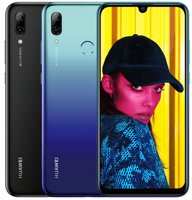 Анонсирован недорогой смартфон Huawei P Smart 2019