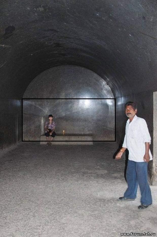 Пещеры Барабар