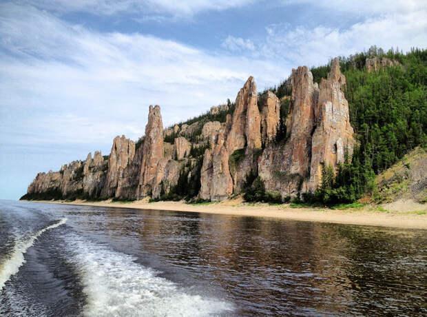 Ленские столбы, Россия, Европа