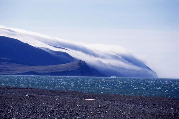 Остров Врангеля, Россия, Европа