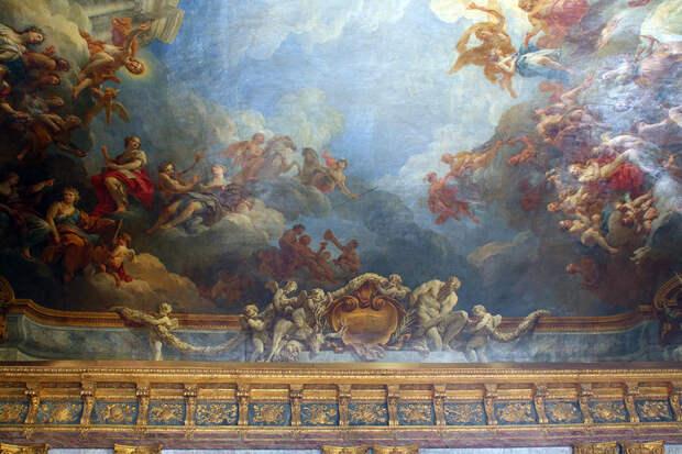 Версаль. Франция. Часть 2.