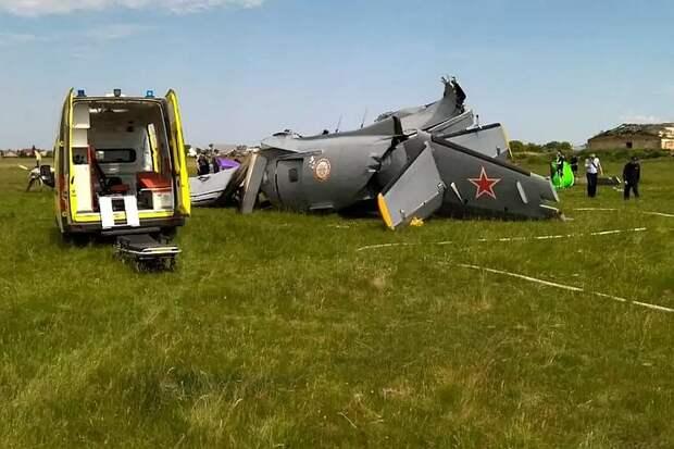 Число погибших при крушении самолета в Кемеровской области выросло до девяти