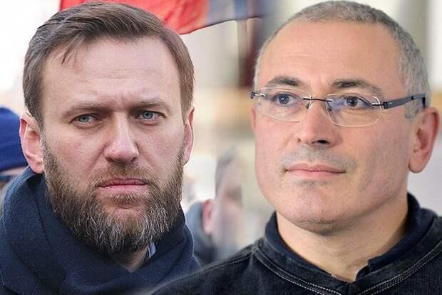 Дурак дурака видит издалека: у Ходорковского и Навального много общего