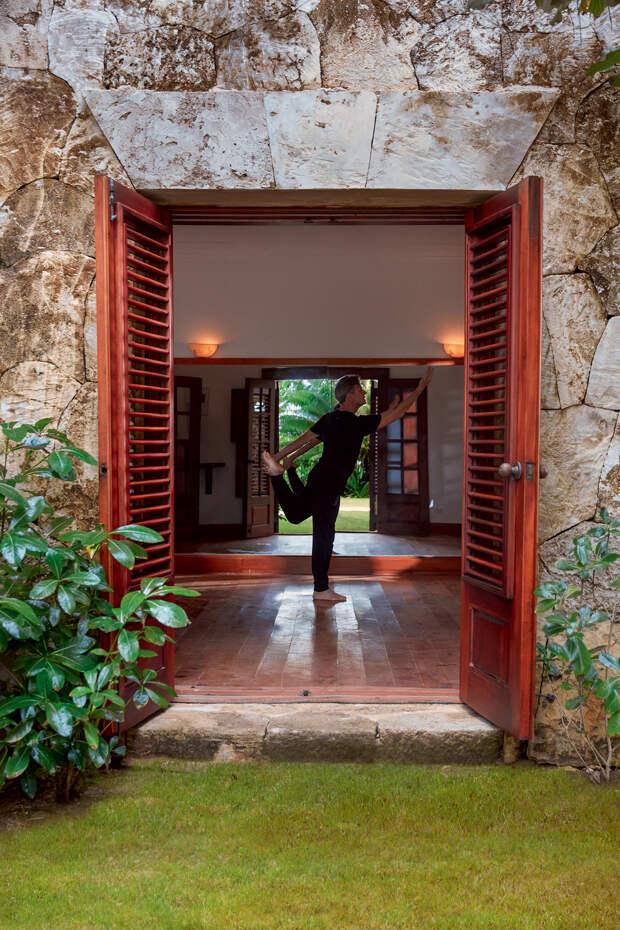 Роскошь в простоте. Дом Михаила Барышникова в Доминикане