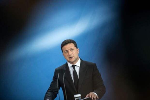 На Украине рассказали об ультиматуме Зеленскому