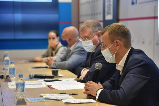 Московские единороссы внесут в Народную программу партии предложения по сохранению водоемов столицы. Автор фото: Ольга Крылова