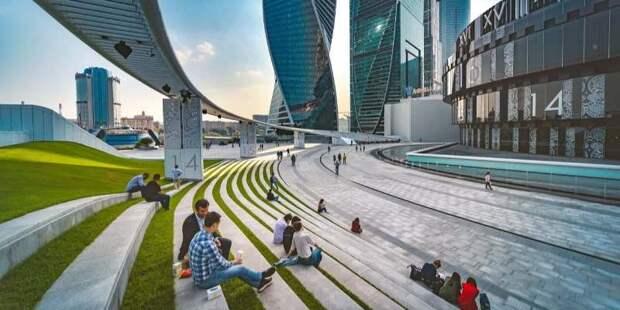 Креативная индустрия столицы продолжает развиваться при поддержке властей