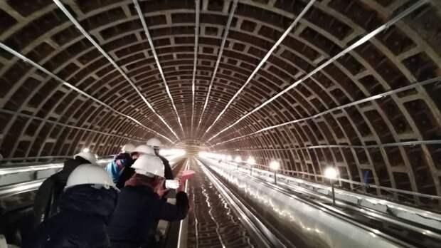 Власти Москвы сообщили о строительстве пересадки на станции метро «Электрозаводская»