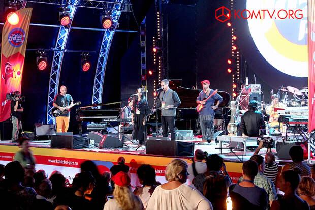 Koktebel Jazz Party 2018: фестиваль продолжается