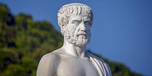 Аристотель - мрачный гений