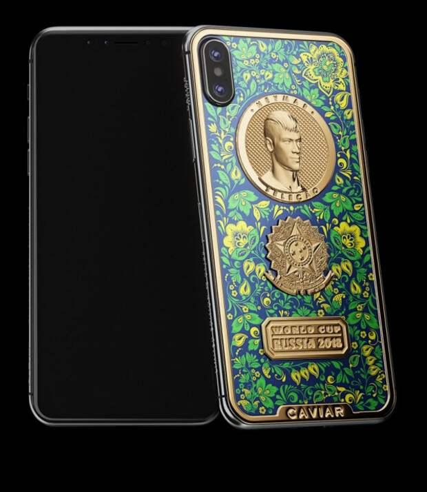 На iPhoneX появились портреты Месси и Акинфеева (ФОТО)
