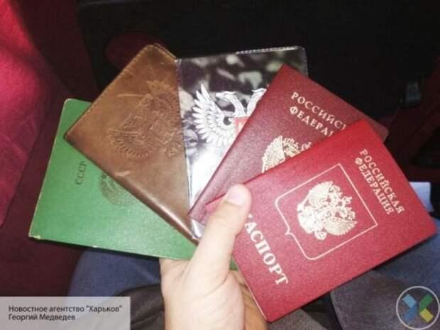 Басурин объяснил, как выдача российских паспортов в Донбассе сдерживает ВСУ от наступления