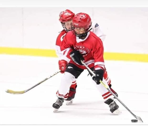 Закрытие сезона на катке в Вологодском отметят хоккейной баталией детей и родителей