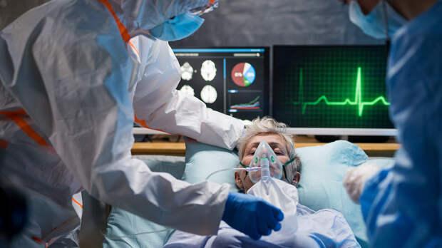Врачи рассказали, кто чаще других умирает от коронавируса
