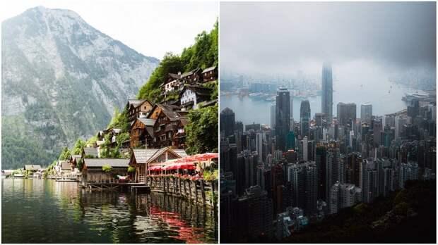 Путешествия иприключения наснимках Кинана Лама