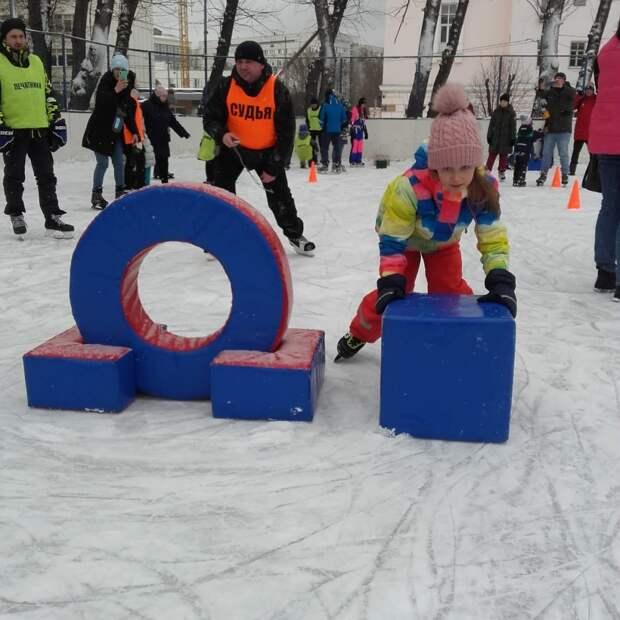 Семьи Южнопортового выиграли окружные зимние соревнования
