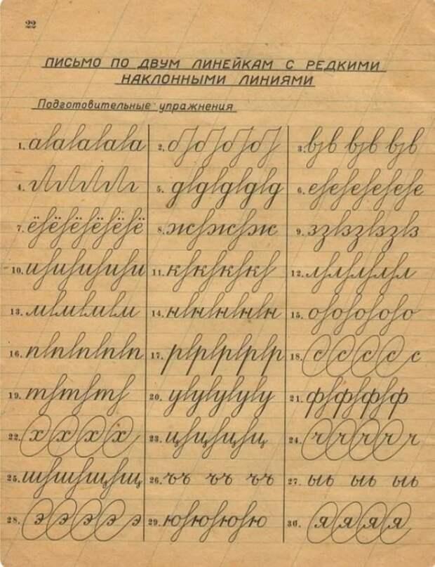 В защиту чистописания и каллиграфии