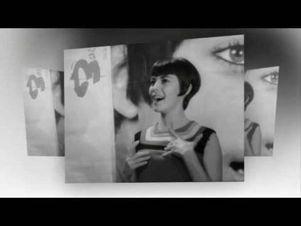 """Мирей Матье - """"Голубой огонек"""" ( 1967 год)"""