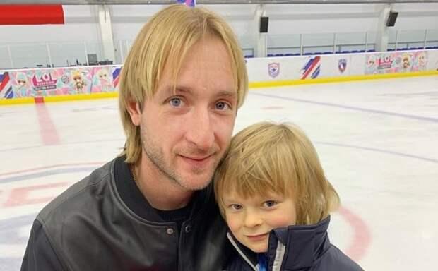 Евгений Плющенко: Я бы хотел для сына другой вид спорта, но Яна - за династию