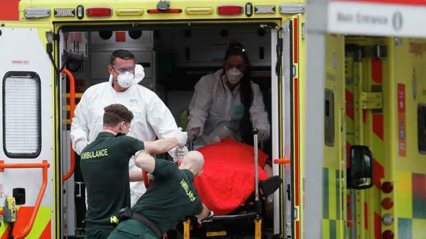 Британский штамм не приводит к более тяжелому течению коронавируса