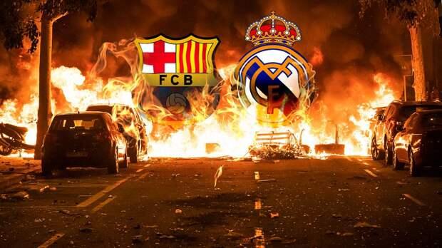 «Барселона» и «Реал» назвали стартовые составы на эль-класико