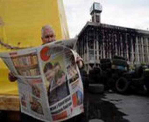 Foreign Policy: ополченцы на юго-востоке Украины борются с неонацистами