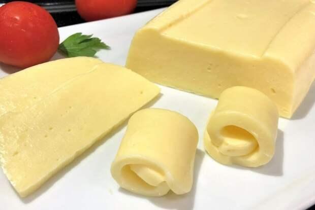 Грузинка на рынке поделилась секретным рецептом сыра. Гораздо вкуснее магазинного!