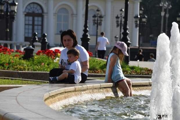 Метеоролог Вильфанд предупредил о переменчивой температуре в Москве в ближайшие дни