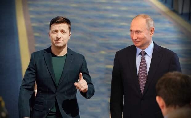 Путин деликатно ответил на слова Зеленского про украинские паспорта для русских