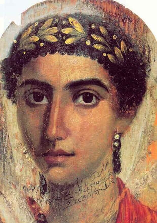 20 прекрасно сохранившихся портретов современников Христа