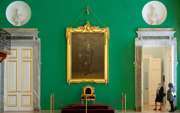 Событие века. В Михайловском замке завершилась масштабная реставрация парадных залов
