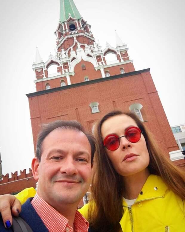 Андреева убила обильной растительностью на лице
