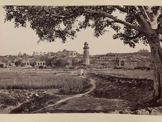 Albom fotografii indiiskoi arhitektury vzgliadov liudei 46