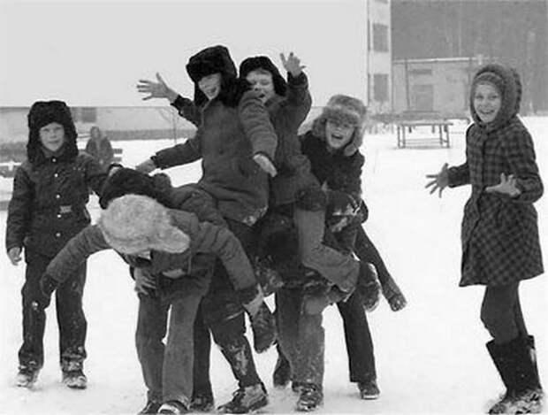 Чехарда СССР, детство, фотографии