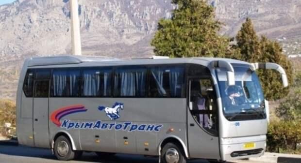 В Крыму намерены перейти на систему управления пассажирскими перевозками