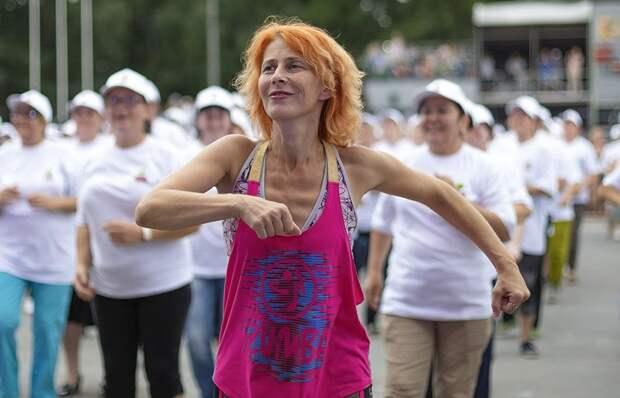 «Долголеты» Алтуфьева займутся танцевальным фитнесом