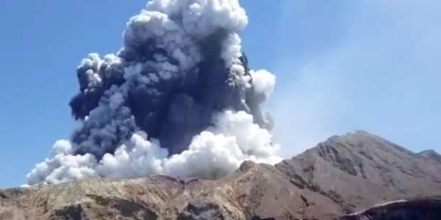 В Новой Зеландии выросло число погибших при извержении вулкана