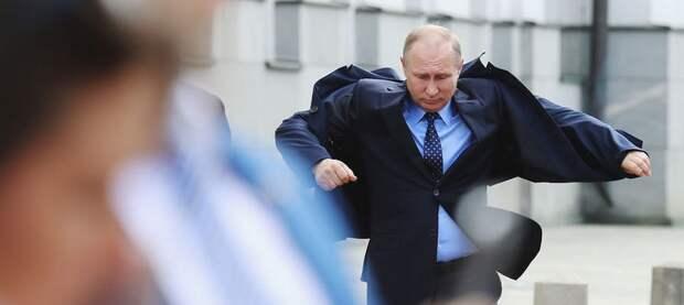Почему Путина нельзя менять ни в коем случае