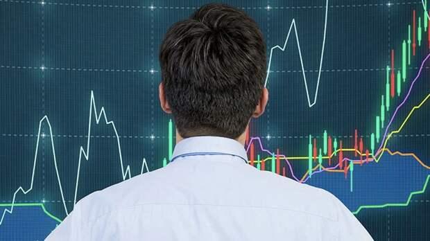 На бирже увеличился приток россиян с небольшими накоплениями