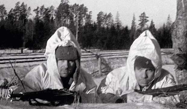 Советские стрелки были лучшими снайперами в Великую Отечественную