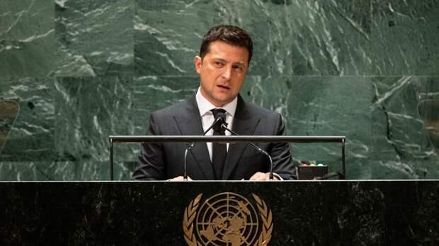 Зеленский заявил о необходимости реанимировать ООН