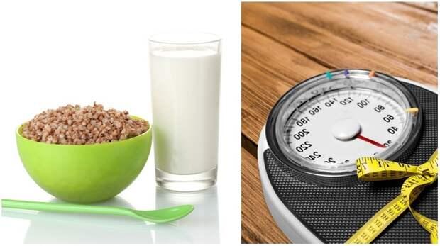 гречневая диета схема питания